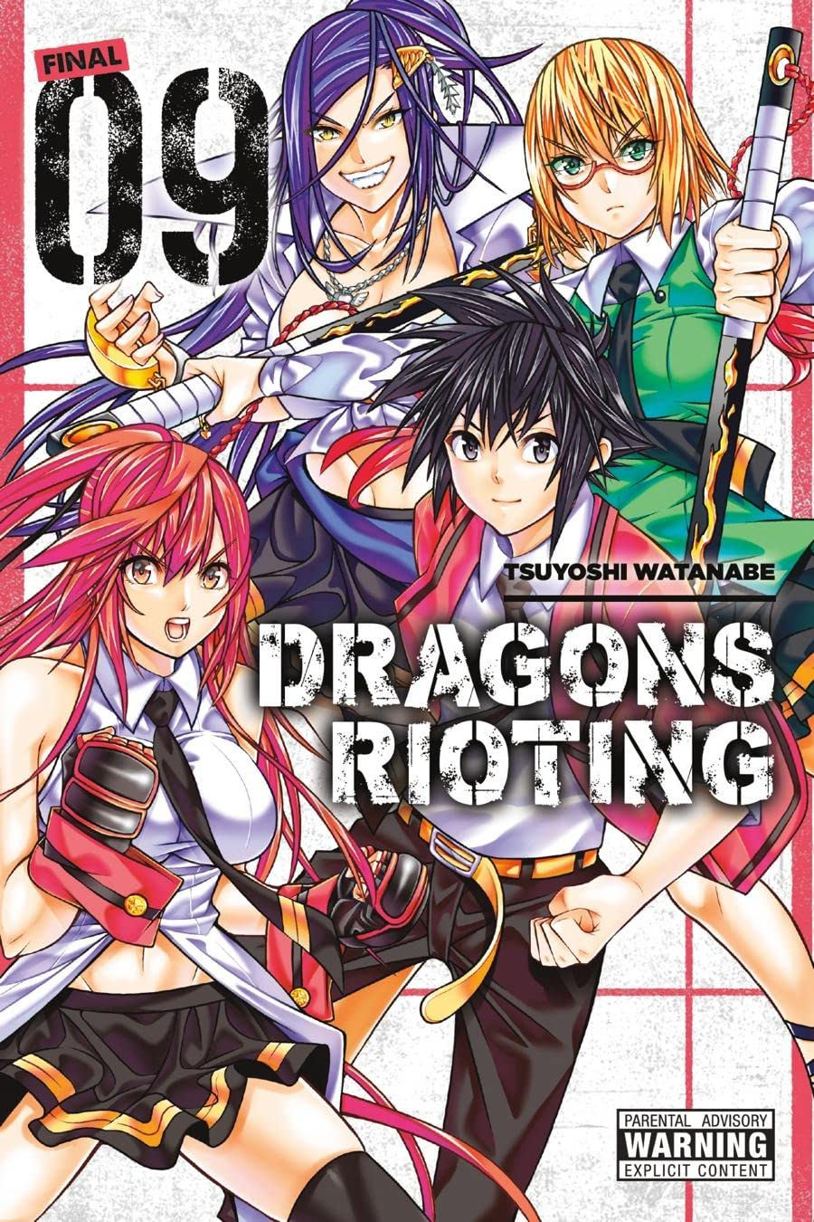 Dragons Rioting Vol. 9