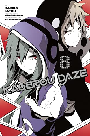 Kagerou Daze Vol. 8