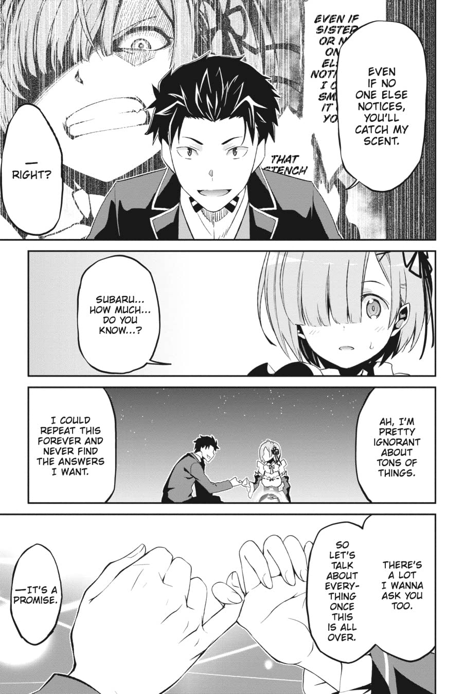 Re:ZERO -Starting Life in Another World- A Week at the Mansion Vol. 4 #2