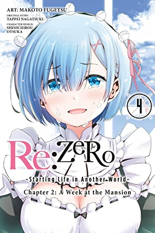 Re:ZERO -Starting Life in Another World-, Chapter 2: A Week at the Mansion Vol. 4