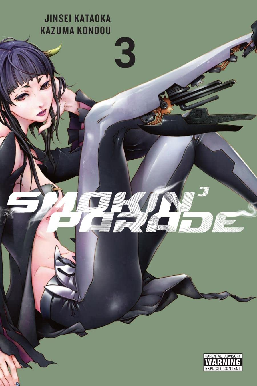 Smokin' Parade Vol. 3