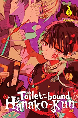 Toilet-bound Hanako-kun Vol. 3