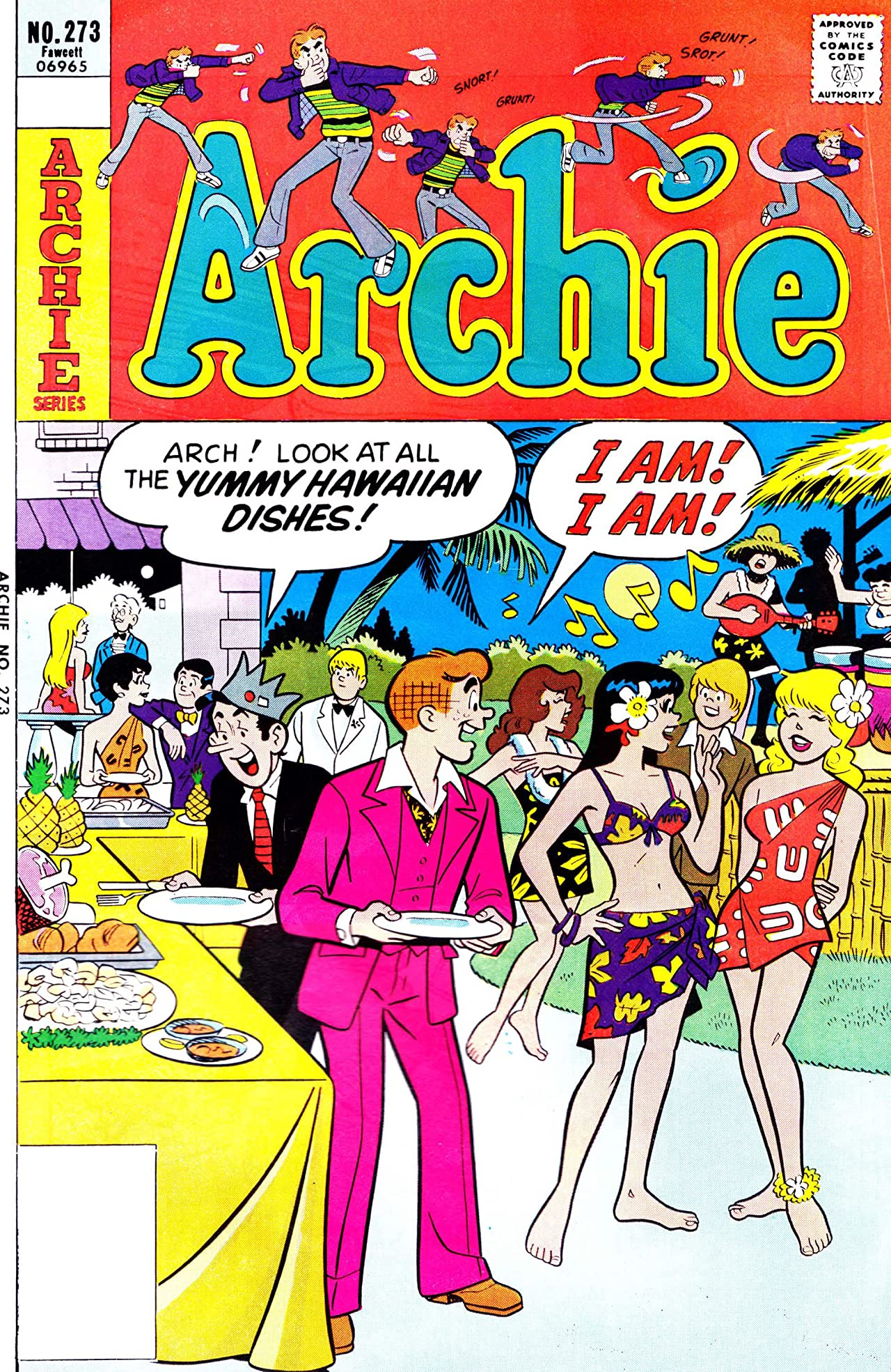 Archie #273