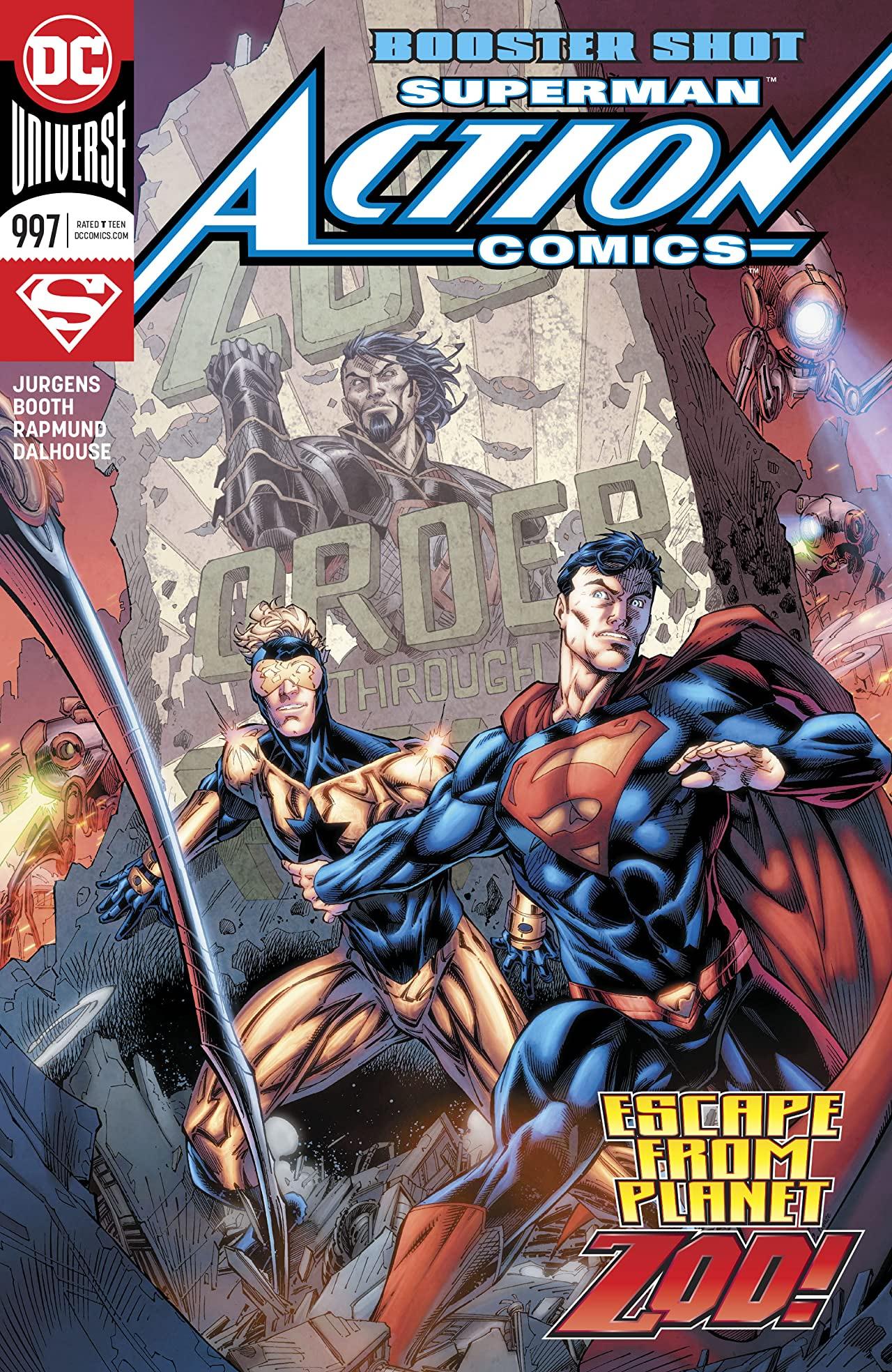 Action Comics (2016-) No.997