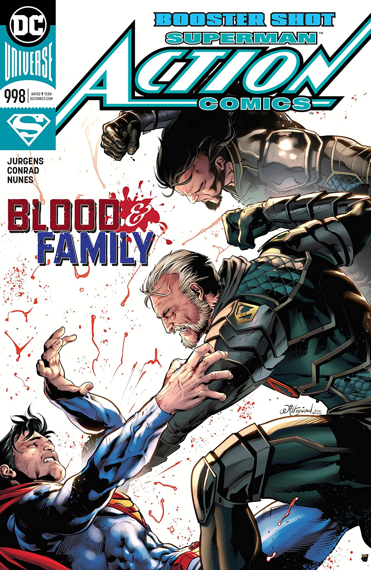 Action Comics (2016-) #998