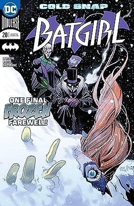 Batgirl (2016-) #20