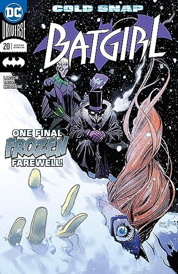 Batgirl (2016-) No.20