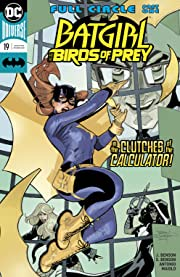 Batgirl and the Birds of Prey (2016-) No.19
