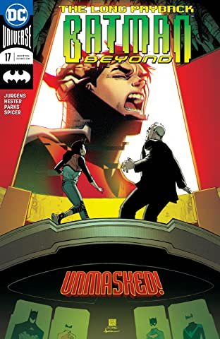 Batman Beyond (2016-) No.17