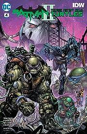 Batman/Teenage Mutant Ninja Turtles II (2017-2018) #4