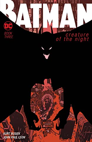 Batman: Creature of the Night (2017-) No.3