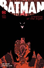 Batman: Creature of the Night (2017-) #3