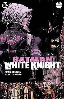 Batman: White Knight (2017-2018) No.5