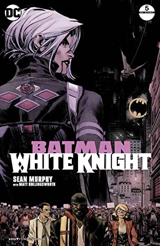 Batman: White Knight (2017-2018) No.5