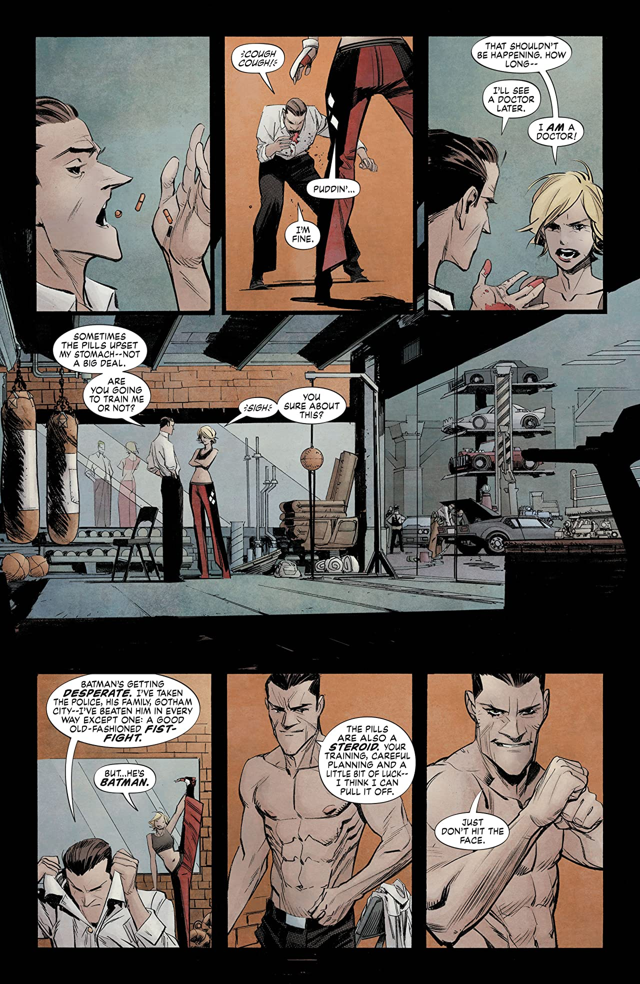 Batman: White Knight (2017-) No.5