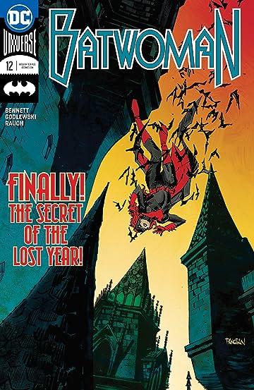 Batwoman (2017-) #12