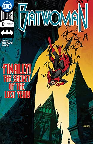 Batwoman (2017-) No.12