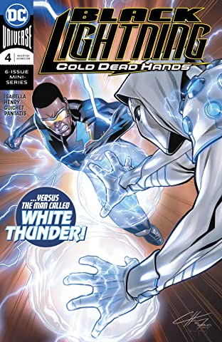 Black Lightning: Cold Dead Hands (2017-2018) No.4
