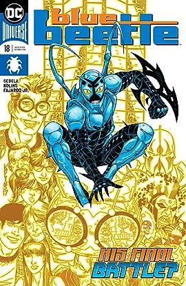 Blue Beetle (2016-2018) #18