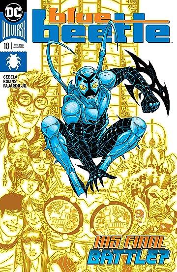 Blue Beetle (2016-) #18