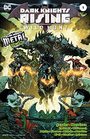 Dark Knights Rising: The Wild Hunt (2018) No.1