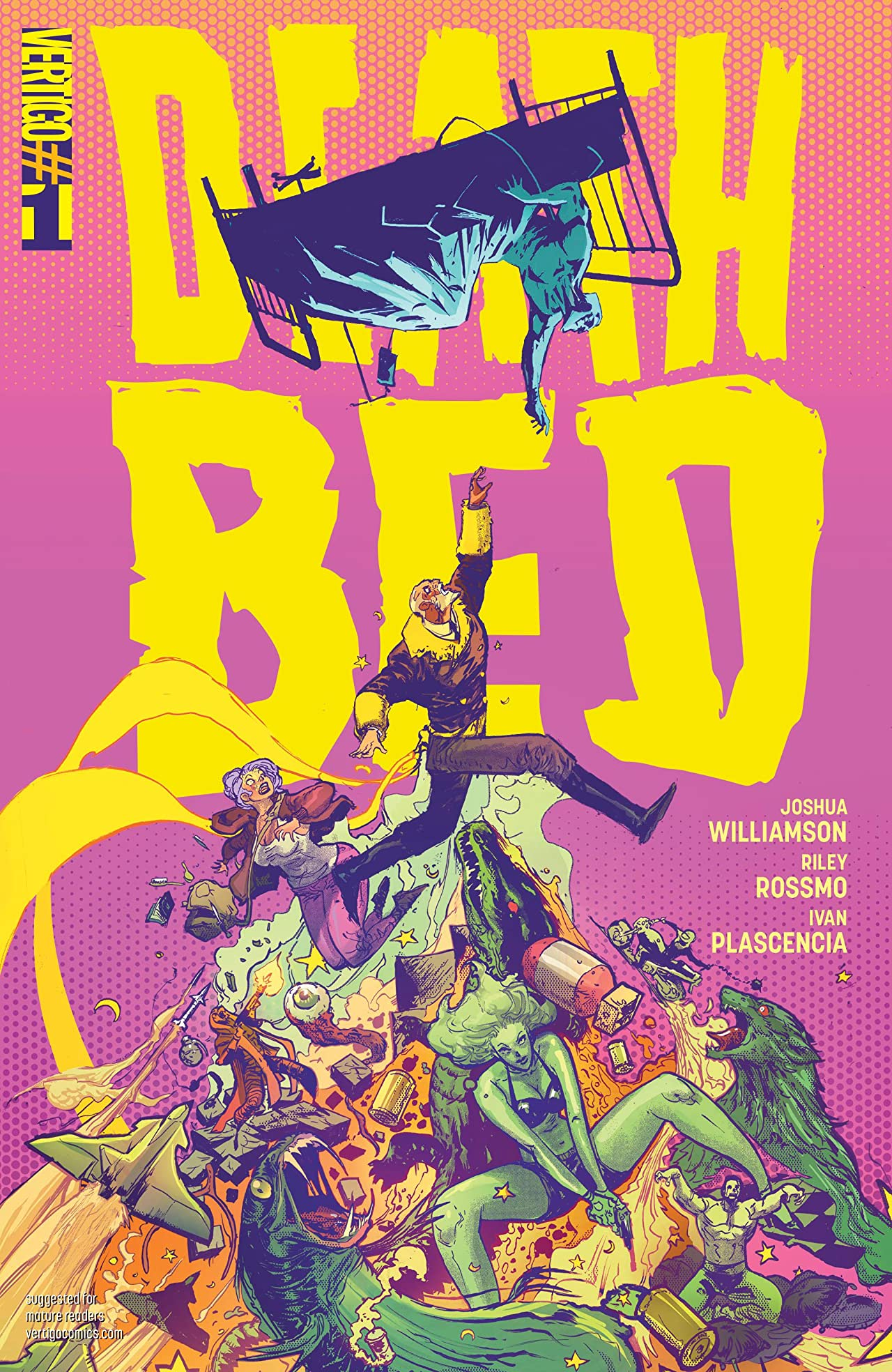 Deathbed (2018-) #1