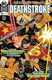 Deathstroke (2016-) #28