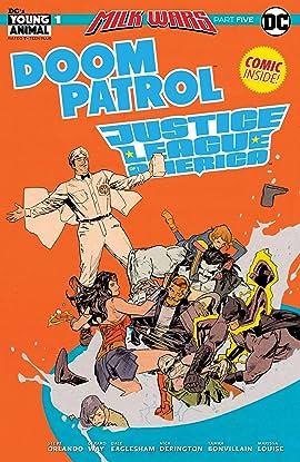 Doom Patrol/JLA Special (2018) #1