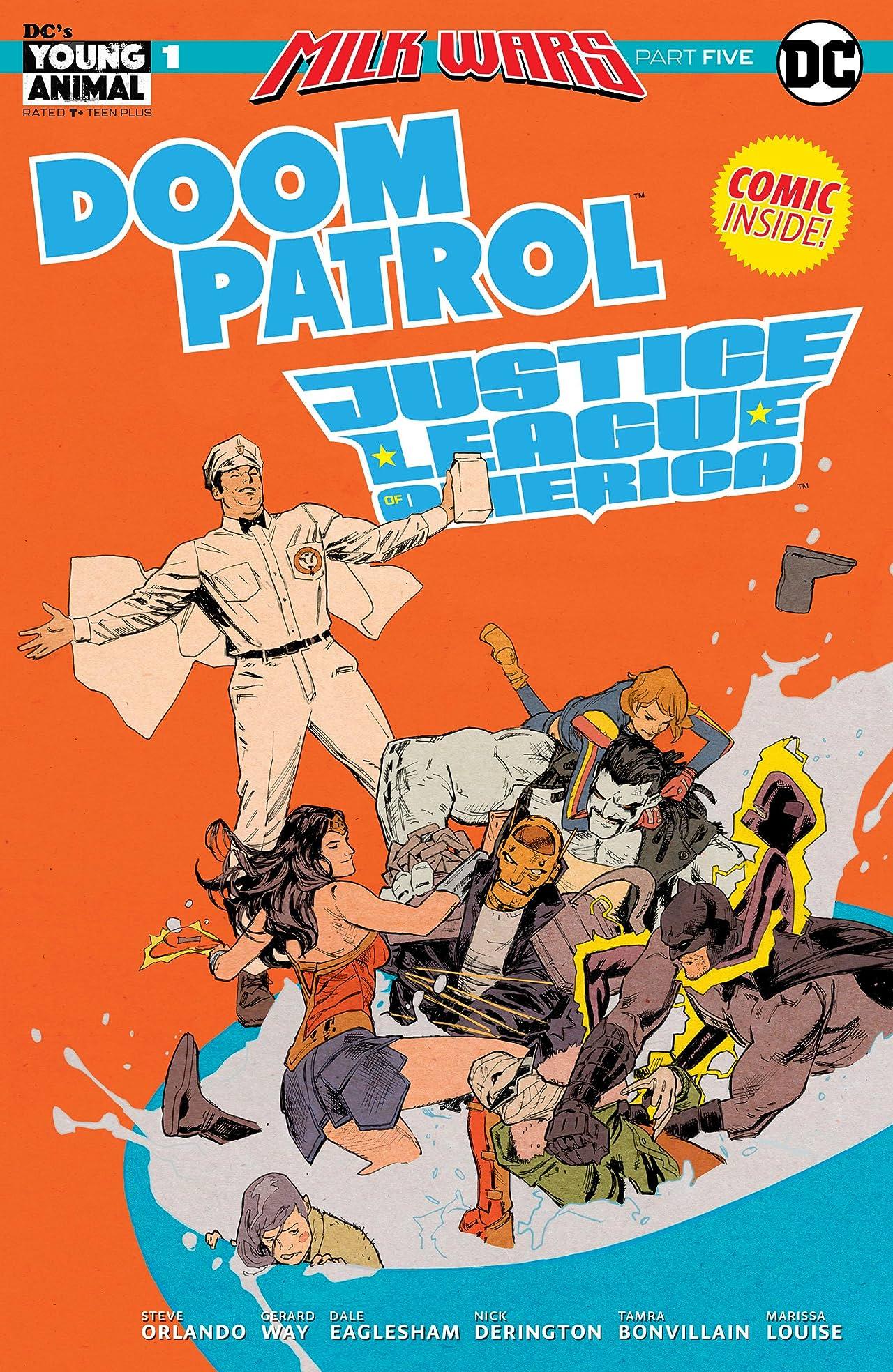 Doom Patrol/JLA Special (2018-) No.1