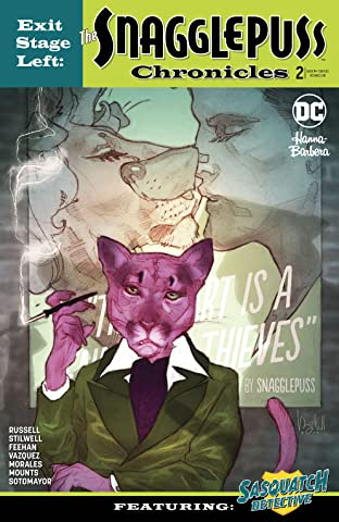 Exit Stage Left: The Snagglepuss Chronicles (2018-) No.2