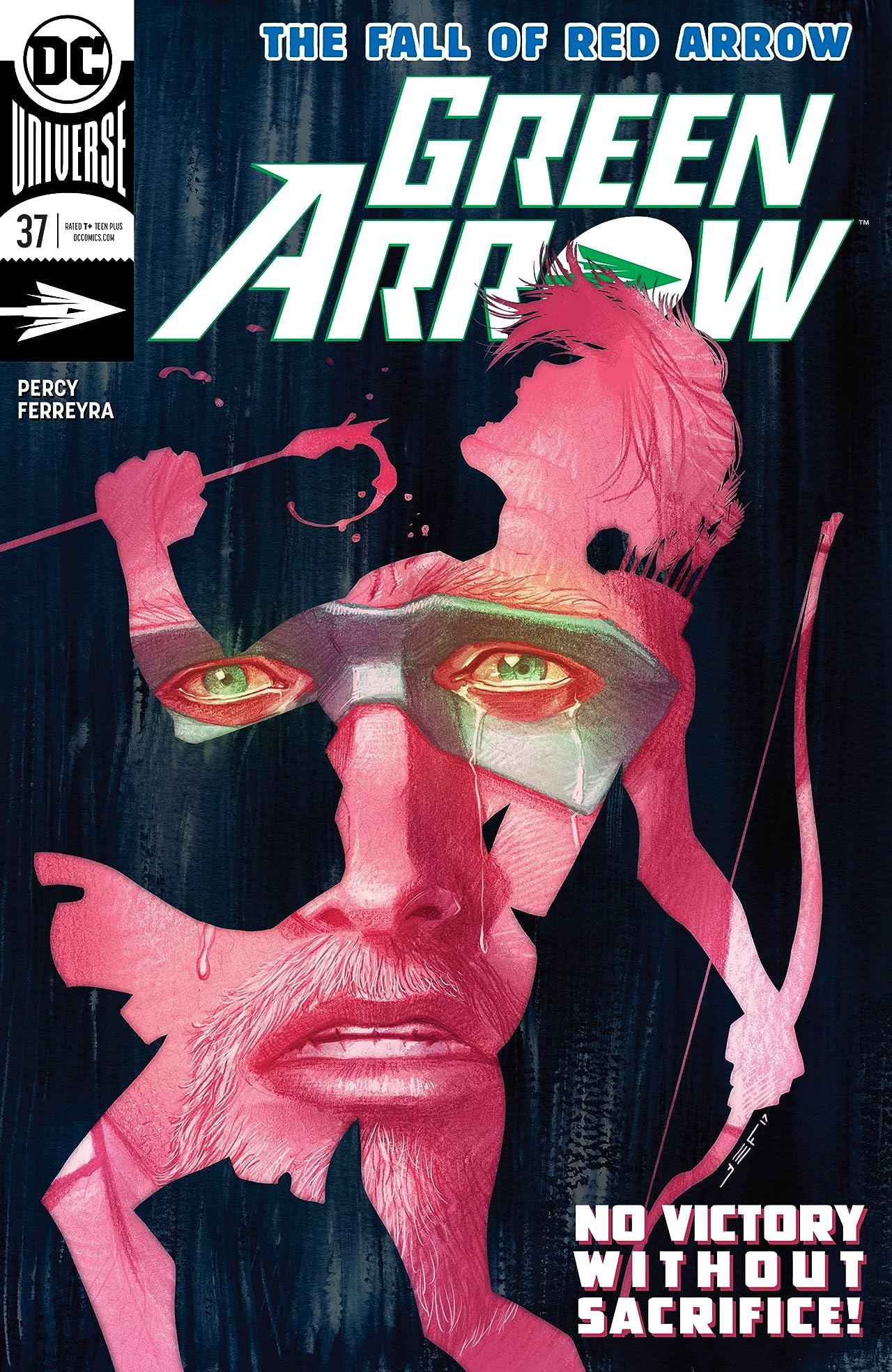 Green Arrow (2016-) No.37