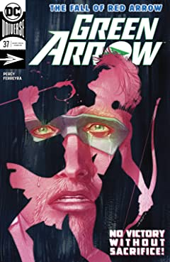 Green Arrow (2016-) No.37
