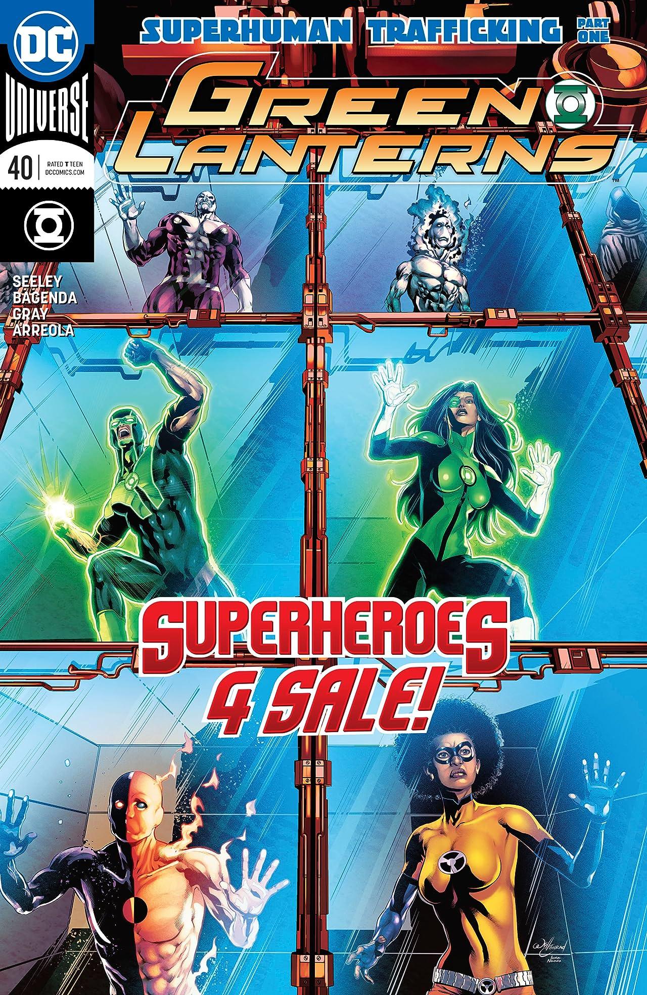 Green Lanterns (2016-) #40