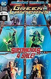 Green Lanterns (2016-) No.40