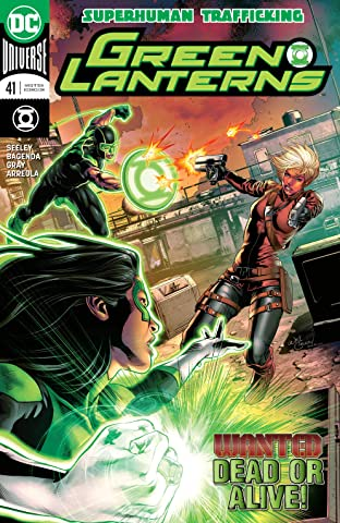 Green Lanterns (2016-) No.41