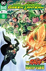 Hal Jordan and The Green Lantern Corps (2016-) #39