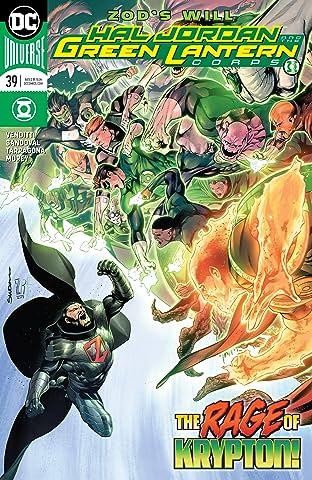 Hal Jordan and The Green Lantern Corps (2016-) #39