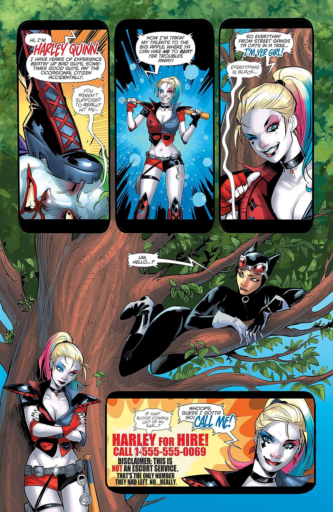 Harley Quinn (2016-) #37