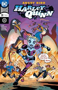 Harley Quinn (2016-) #38