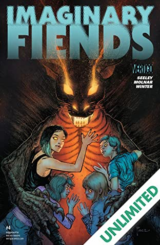 Imaginary Fiends (2017-2018) #4