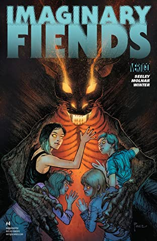 Imaginary Fiends (2017-) #4