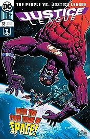 Justice League (2016-) #38