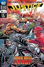 Justice League (2016-) #39