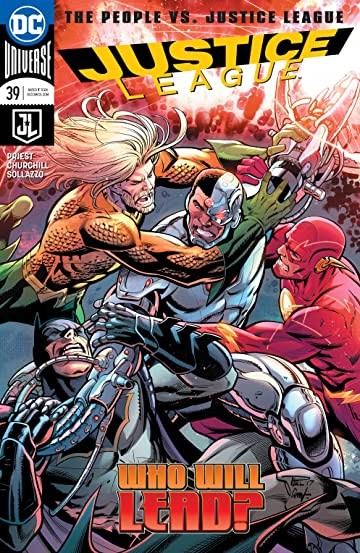 Justice League (2016-) No.39