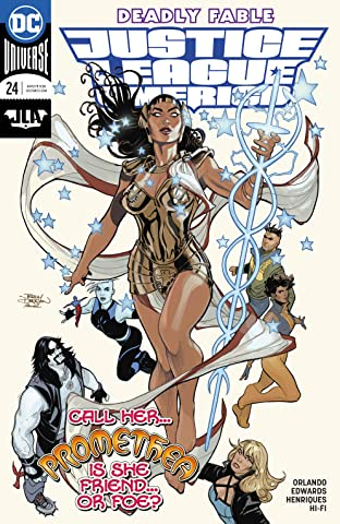 Justice League of America (2017-) #24