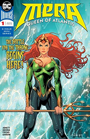 Mera: Queen of Atlantis (2018) #1