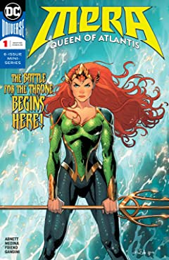 Mera: Queen of Atlantis (2018-) #1