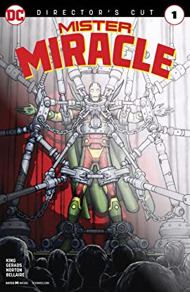 Mister Miracle #1 Director's Cut (2018)