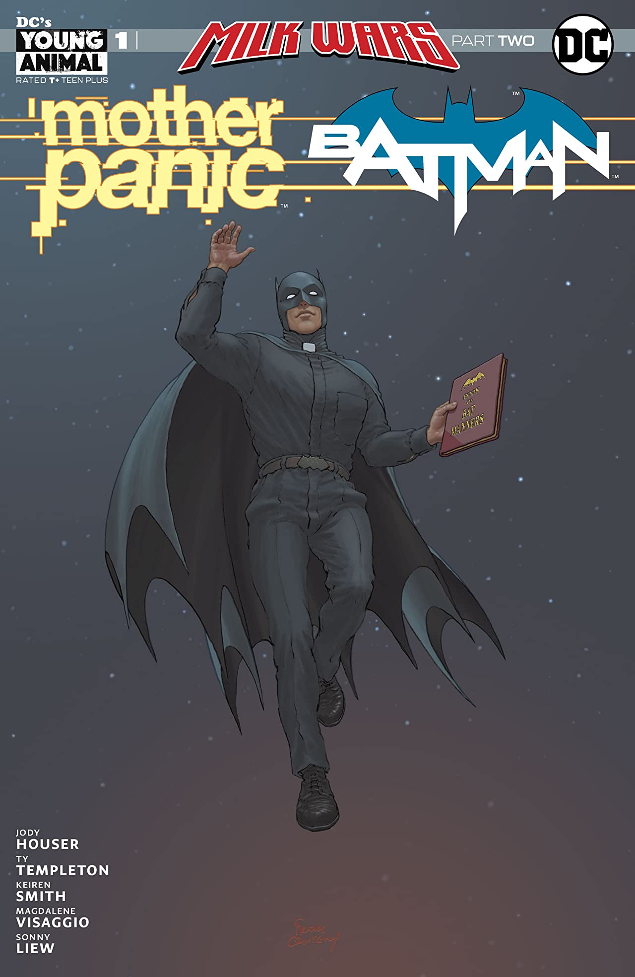 Mother Panic Batman