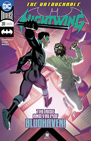 Nightwing (2016-) No.38